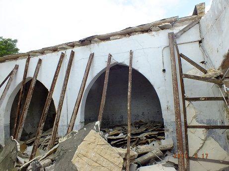 אחריות קבלן לנזק במבנה